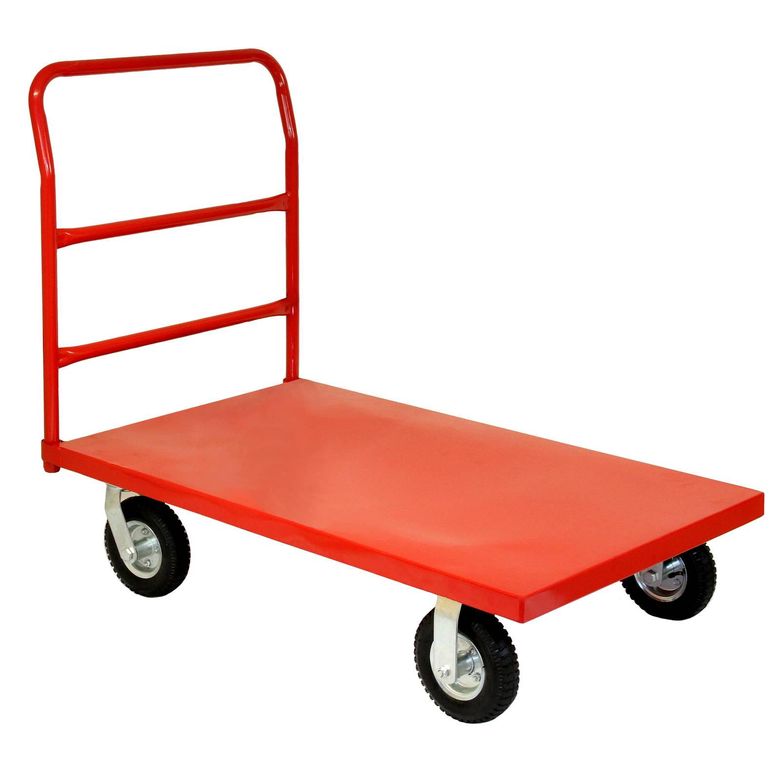 Warehouse Trolley Heavy Duty Platform Truck Industrial