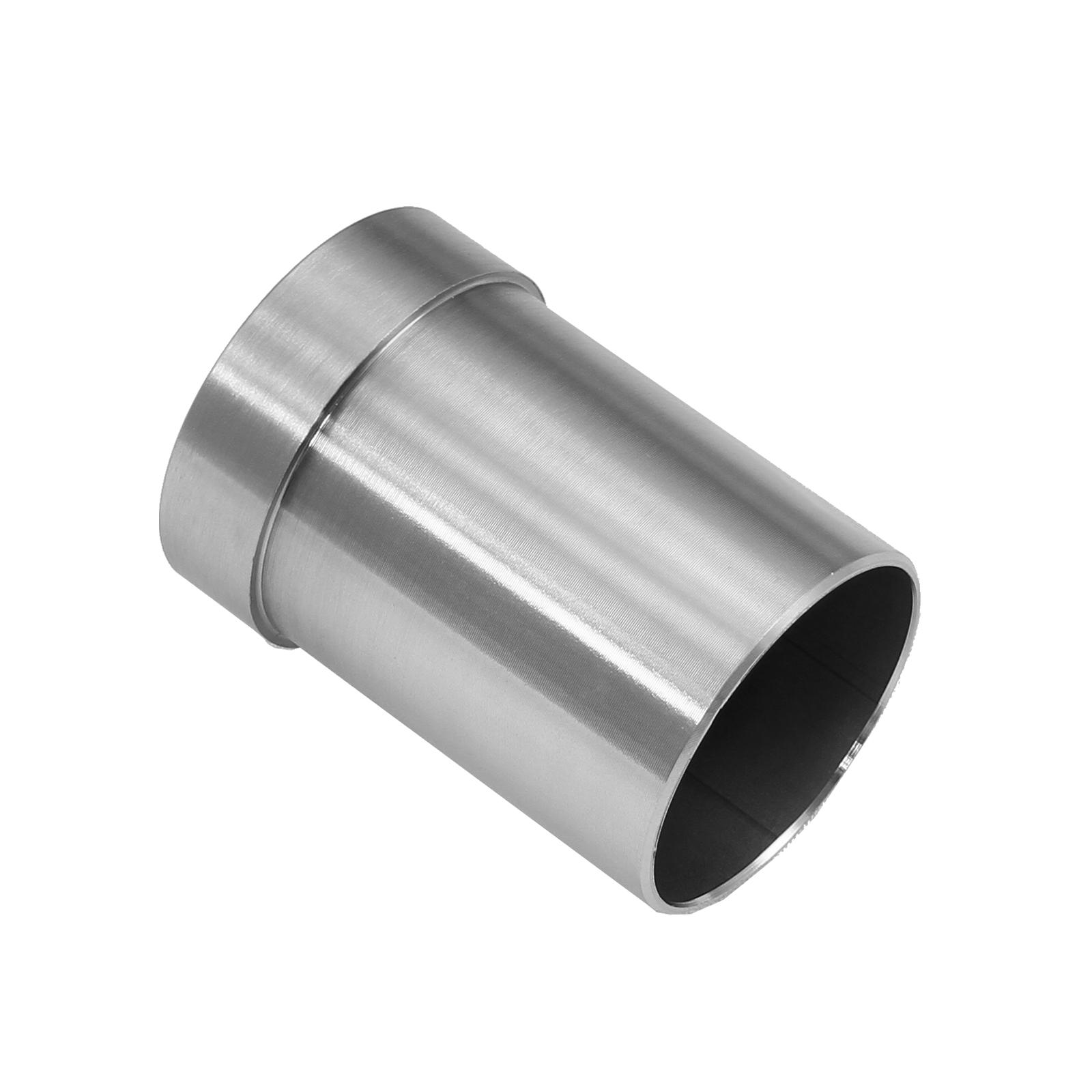Handrail end cap mm circular stainless steel metal
