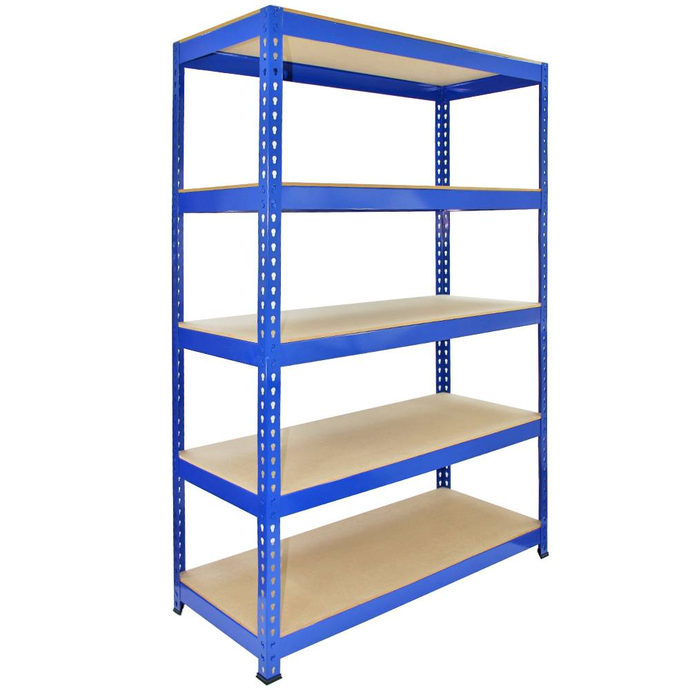 Racking Bays Garage Storage Shelves Warehouse Shelving Unit Steel ...