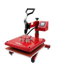 PixMax 38cm x 38cm Swing Heat Press Machine