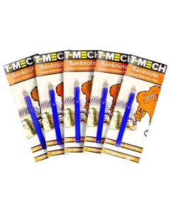 T-Mech Money Checker Pens (5 Pack)