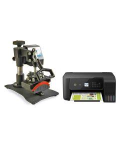PixMax Cap Heat Press & Printer