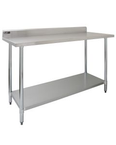 Commercial Stainless Steel Catering Table - 5ft Wide