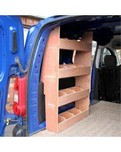 Peugeot Partner SWB Van Storage Plywood Shelves