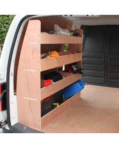 Monster Racking Caddy Transporter Van Rack