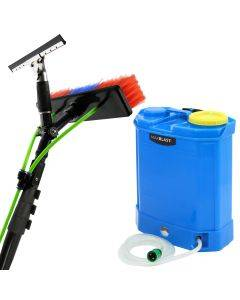 MAXBLAST 16L Cleaning Water Fed Backpack & Pole