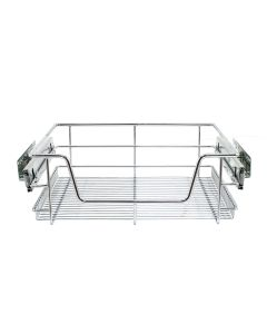 KuKoo Kitchen Pull Out Storage Baskets – 500mm Wide Cabinet