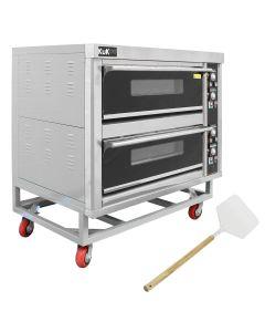 KuKoo Large Commercial Pizza / Baking Oven & Pizza Peel