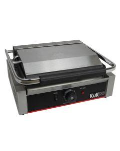 KuKoo Grooved & Flat Panini Press