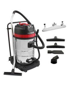 MAXBLAST 80L Industrial Vacuum with Floor Nozzle Attachment