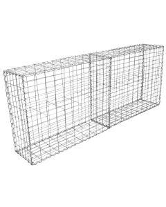 Gabion Baskets 100 x 95 x 30cm / 2 Pack