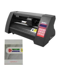 """PixMax 20"""" Vinyl Cutter Mini & Flexi Starter Software"""