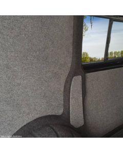 Van Carpet Lining / Wheat & 5 Adhesive Cans