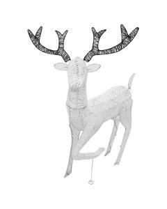 Large Light Up Stag Reindeer