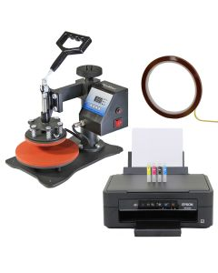 Plate Press & Epson Printer
