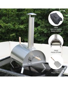 Outdoor Table Top Pizza Oven