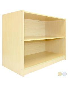 A1200 Closed Shop Counter Unit & Internal Shelves