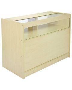 Maple Shop Counter