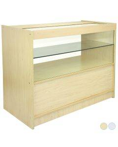 C1200 1/2 Glass Retail Display Showcase Unit