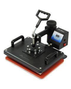 PixMax 8 in 1 Combo Swing Heat Press Machine