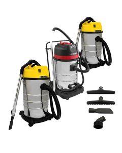 MAXBLAST Industrial Vacuum Cleaners