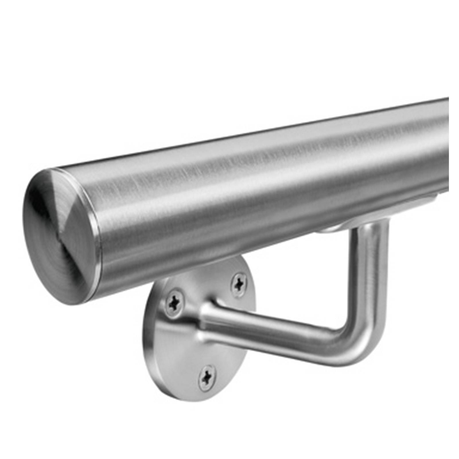 Stainless Steel Handrail Stair Railing Wall Mounted ...