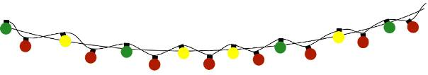 Christmas Baubles Banner