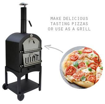 KuKoo Outdoor Pizza Oven