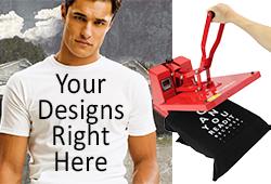 T Shirt Heat Press Machines